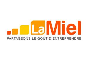 La Miel logo